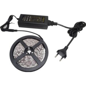 Kit Banda Led Alb Cald 14.4W Ip20, 5m