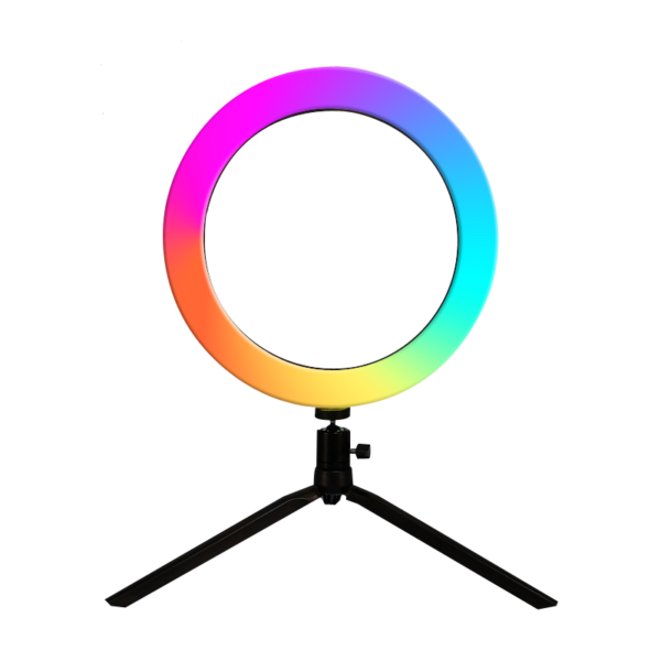 Lampa circulara profesionala RGB LED Ring Light
